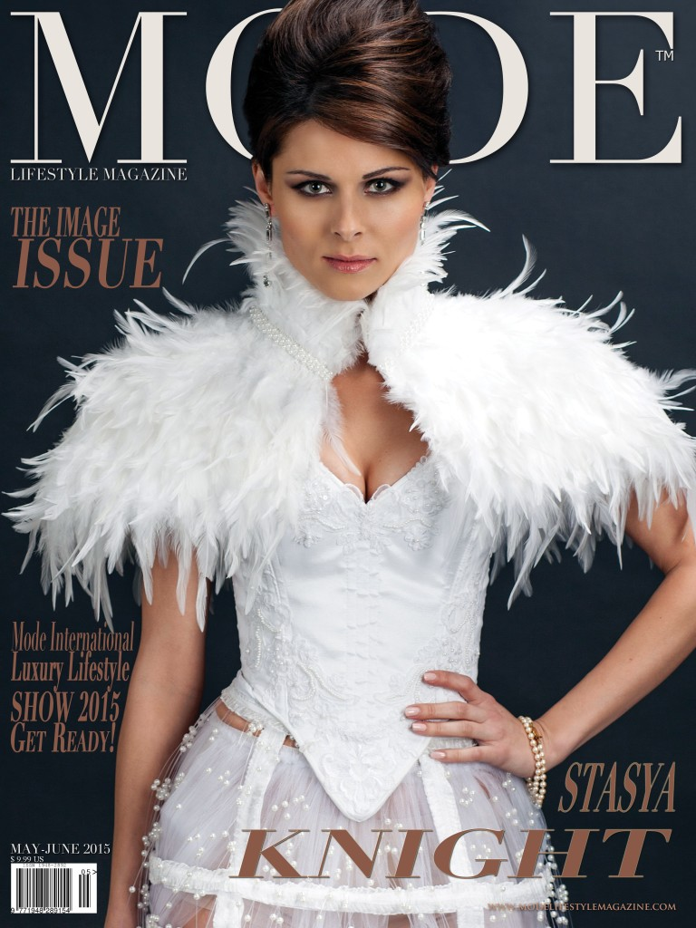 Monica Escalante: Professional Hair and Make-Up Services - Mode Lifestyle Magazine May/June 2015 Cover